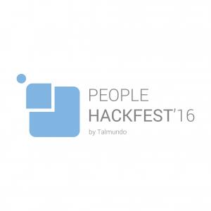 Rediseño Logotipo People Hackfest 2016-2